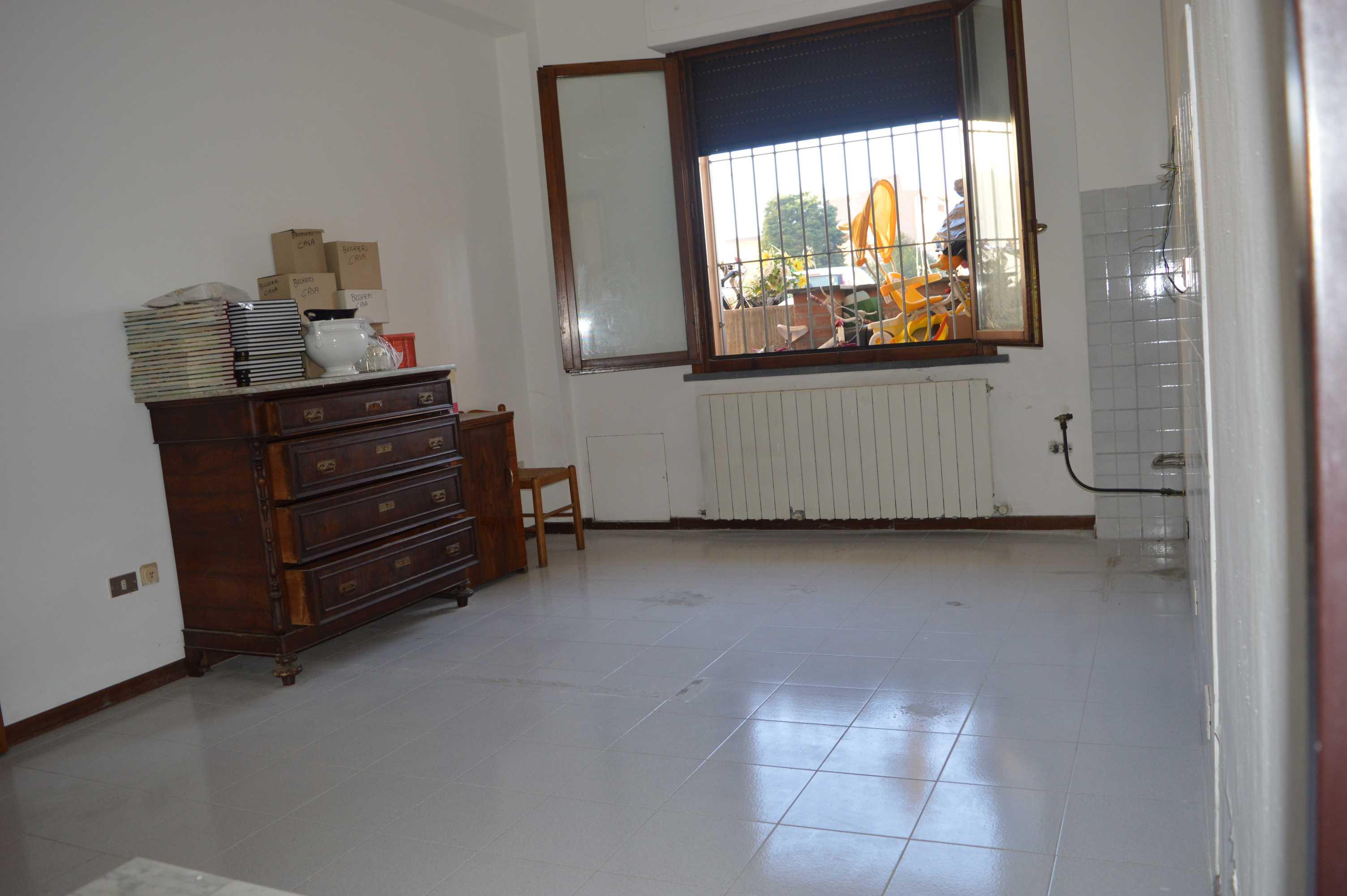 Appartamento al piano terra con una camera da letto